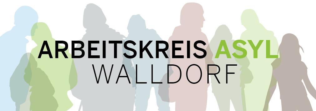 Logo Arbeitskreis Asyl Walldorf